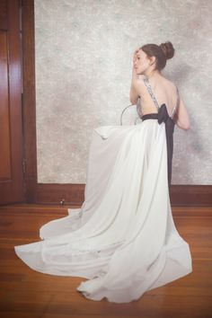 Brautkleid der Woche ~ Julia by Gaby Bayona   www.brautsalat.de