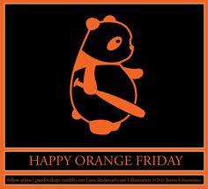 Orange Friday! Lets Go Giants!!!