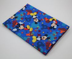 MICKEY MOUSE PILLOWCASES Disney Mickey Mouse Minnie Mouse Gifts for Kids Ready to Ship by GiftsfromGrammy on Etsy