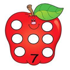 * Appels! Tellen.... 7-10