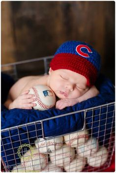 Baby Baseball Cap Diaper Cover Pants Chicago Cubs by chhunneangs, $29.00