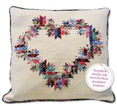 Gift from the Heart - Soft Furnishings (advanced)