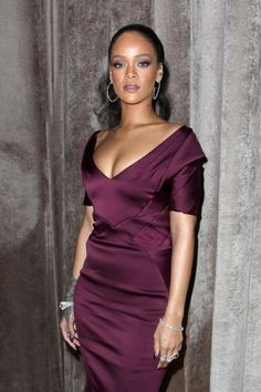 "Rihanna - ""Zac Posen"" Fashion Show in New York : Global Celebrtities (F) FunFunky.com"