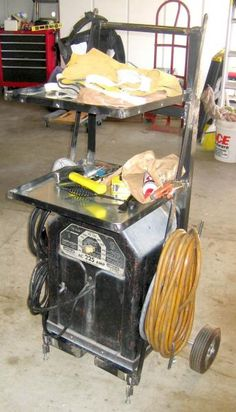 """The ultimate welding """"dolly"""" - WeldingWeb™ - Welding forum for pros and enthusiasts"""