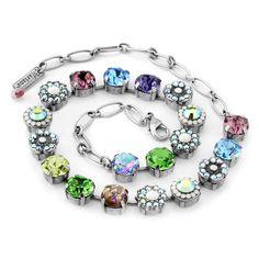 347903-Mariana Sparkling Multi-Color Necklace