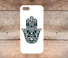Hamsa+Hand+of+God+iPhone+5c+CaseiPhone+5s+cover+skin+by+LiliSupply,+$6.99