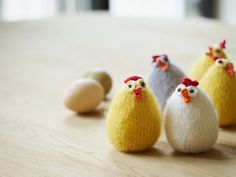 Vegetables, Knitting, Rabbits, Easter Activities, Tricot, Breien, Vegetable Recipes, Stricken, Weaving