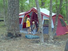 Camping with kids blog.  Tips, ideas, and stories from 7 years of camping with the family.
