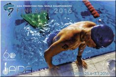 Registrations Open For AIDA Pool World Championships 2016, Wild Cards Announced