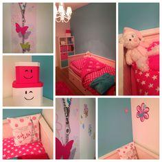 Meidenkamer voor mijn lieve dochter.
