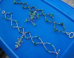 Frog or Lizard Bracelet OR Anklet you choose colors