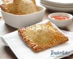 Our Tenderflake Asian Handheld pies are the perfect savoury addition to your buffet!