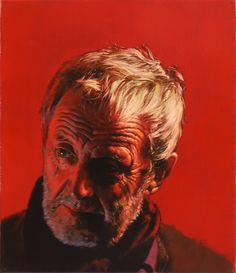 David Cobley, portrait and figure painter Figure Painting, Painting & Drawing, Hyperrealistic Art, Royal Society, Amazing Paintings, National Portrait Gallery, Red Art, Portrait Illustration, Portrait Art