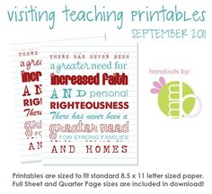 Free VT printables... How cute would it be to give them one of these every month? They fit in an 8x10 frame or I think a 5x7.