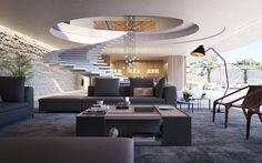 superhouse: magnus ström proposes a series of limited edition luxury residences ~ Great pin! For Oahu architectural design visit http://ownerbuiltdesign.co