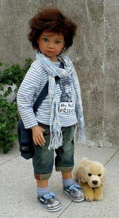 Angela Sutter's doll..