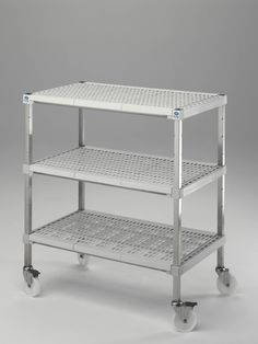 Artinox In-Fix Stainless Steel trolleys made to order, Food Service, Medical, General. Order Food, Metal Fabrication, Food Service, Shelving, Medical, Stainless Steel, Table, Furniture, Home Decor