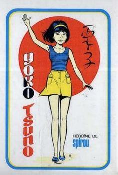 Les Héroïnes de BD: Yoko Tsuno ( Leloup)