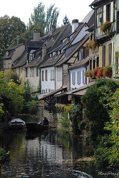just-wanna-travel:  Colmar, France