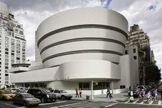 The Guggenheim museum, NYC.