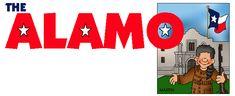 The Alamo Illustration