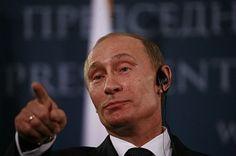 Кто самый влиятельный политик в мире? Путин!