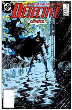 Legends of the Dark Knight: Norm Breyfogle, DC Comics