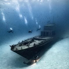Wreck diving in Malta anyone? These wrecks in Malta are just amazing from Wreck diving in Malta anyone? These wrecks in Malta are just amazing from Underwater Shipwreck, Underwater World, Abandoned Ships, Abandoned Places, Underwater Photography, Landscape Photography, Nature Photography, Travel Photography, Film Photography