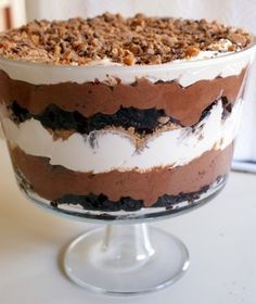 Easy New Year's Eve recipe: Death by Chocolate is popular party dessert - Providence healthy food | Examiner.com