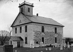Fort Herkimer Church, East Herkimer  New York - 575 route 5s  built 1767