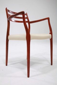 1962 Dining Chair by Niels Otto Moller - Vintage Danish Rosewood