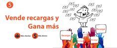 Vende Recargas en Línea   Llámanos 01-800-913-4924, (57)1508-6921, (57)1508-6922  http://www.tecnopay.com.co/