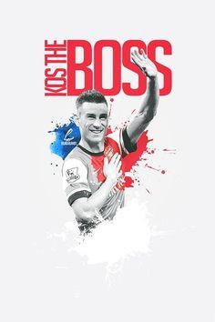 Laurent Koscielny (Kos the Boss) Football Art, Football Players, Arsenal Wallpapers, Laurent Koscielny, Arsenal Fc, Arsenal Football, European Football, Liverpool Fc, You Fitness