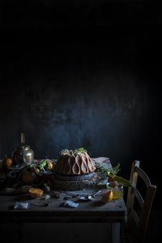 Ciambella alle clementine ed Earl Grey- Clementine Earl Grey bundt cake - Frames of sugar-Fotogrammi di zucchero