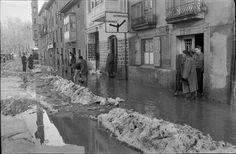 Portal de Castilla. 1960