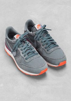 & Other Stories | Nike Internationalist | Grey