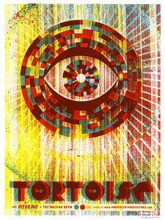 GigPosters.com - Tortoise - Pit Er Pat
