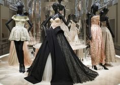 Inside Dior's Exhibition in Paris | Fashionisers