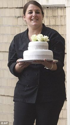Celebration: This unidentified woman accompanied by former South African President Nelson Mandela's family carries a cake into the Mediclinic Heart Hospital Nelson Mandela Family, Heart Hospital, Birthday Celebrations, Product Launch, African, Treats, Woman, Celebrities, Cake