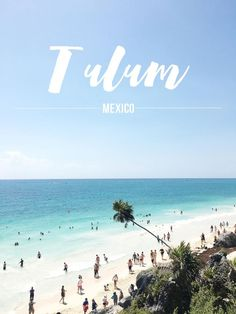 Spend Cinco de Mayo in Mexico... even if it is vicariously through travel tips by Happy Interior Blog | Travel Tips for Tulum, Mexico