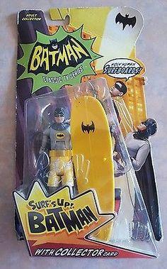 Batman Classic T.V. series; Surf's Up Action Figure - NBO