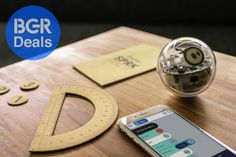 Sphero's app-enabled ball is the most fun you'll ever have learning to code – BGR