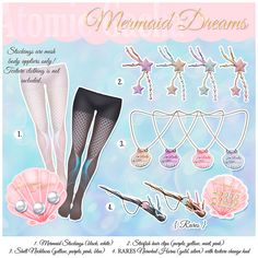 Mermaid Dreams Gacha @ OMG | Flickr - Photo Sharing!