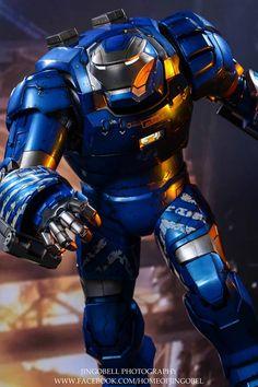 Latest Articles - Hot Toys - Iron Man 3 - Igor Mark 38 photos by [JingoBell]