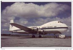 Hawaii Pacific Air ATL-98 Carvair Cargo Plane At Honolulu Hawaii Airport, Airport Equipment - 1946-....: Ere Moderne