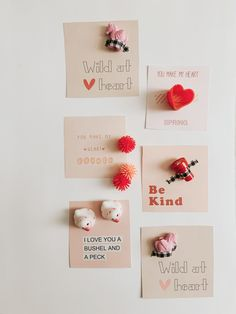 Too Cute Collection // – oliveandeve Valentine Baskets, Wild Hearts, Holiday Traditions, Cute Quotes, All Print, Gift Tags, Special Occasion, Place Card Holders, Holidays