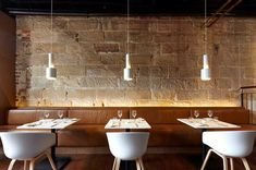 Hospitality Design. Scarlett Restaurant, NSW by SJB Interiors. Photography by Tom Evangelidis.