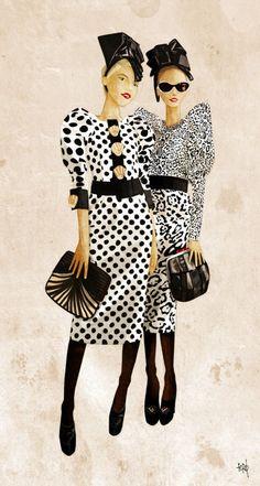 Robert Jonas Toth - Dolce & Gabbana F/W 2009