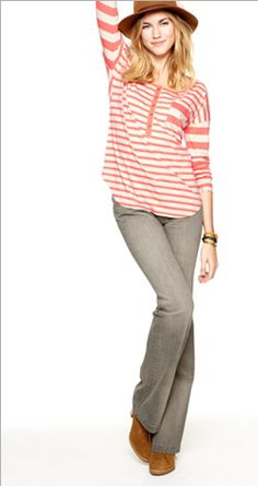 Outfits We Love! Striped Summer Obsessions...