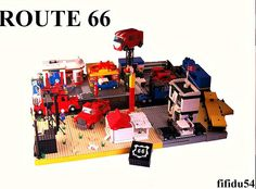 Diorama route 66 | Flickr - Photo Sharing!